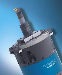 KOMET  KomTronic®  U-axis systems with direct encoder