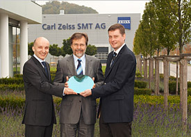 Carl Zeiss Team Nominated for German Future Prize