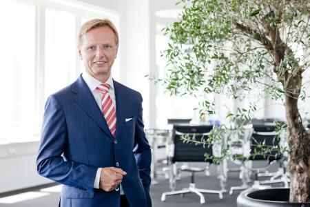 Franz Schröder, Geschäftsführer der Hans Schröder Maschinenbau GmbH  (Bildquelle: Schröder Group)