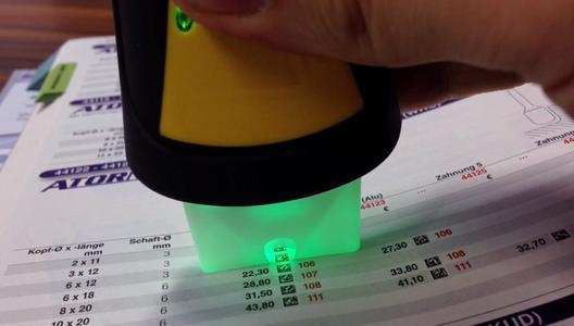 Mobile 2D-Barcode Scanner sorgen für Mitnahmeeffekt