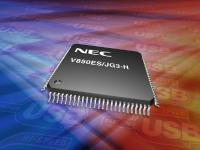 32-bit microcontrollers of the V850ES/Jx3 family simplify development of USB 2.0 systems