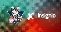 Die Kassel Huskies – ein Urgestein der Kasseler Sport- und Kulturszene – stellen sich kommunikativ neu auf und haben sich dafür gleich den ersten Sturm von Insignio aufs Eis geholt.