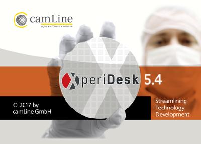 camLine GmbH launches XperiDesk 5.4