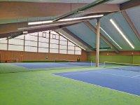 Vision Wohnzimmerfeeling in Arnsberger Tennishalle