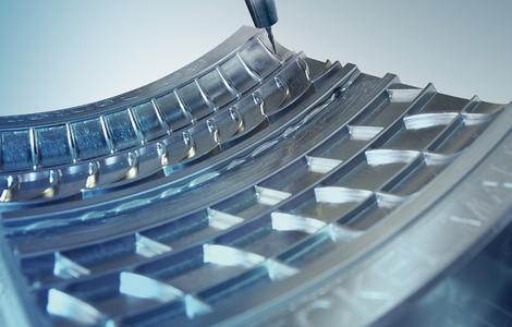 hyperMILL®-Reifenmodul: Innovative Frässtrategien für das Bearbeiten von Reifenformen