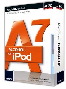 Boxshot Alcohol iPod
