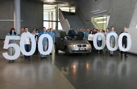 BMW produziert 500.000stes Fahrzeug in Leipzig