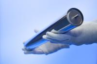 Batteriezelle / Foto: Fraunhofer IKTS