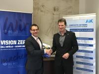 Kooperation AVK und BG RCI