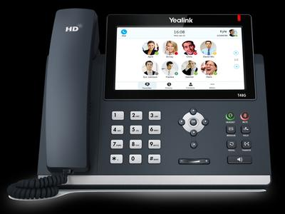 Innovation Creates Easy Collaboration: Yealink präsentiert auf der CeBIT 2016  Desktop-Telefone für Skype for Business