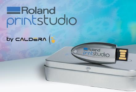 Roland PrintStudio by Caldera