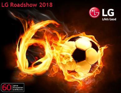 LG Roadshow 60 Jahre Innovation