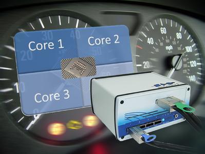 Universal Debug Engine 3.3 ab sofort auch für Freescales MPC57xx- und STMicroelectronics SPC57x-Familie verfügbar