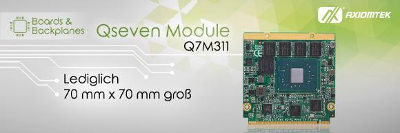 Das neue Qseven_Modul