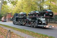 Fahrzeugflotte - neue Dienstwagen