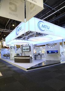 Luftfahrtboom in Asien: MTU Aero Engines präsentiert sich auf der Singapore Airshow / MTU Aero Engines GmbH