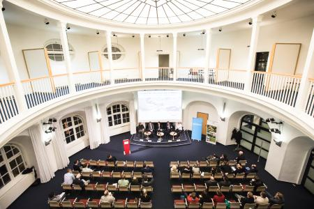 Veranstaltung von Fieldfisher und der Bucerius Law School