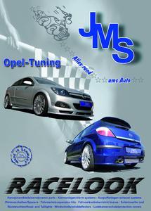 JMS Racelook Opel/Vauxhall tuning-catalog