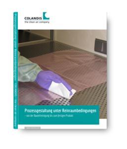Whitepaper Prozessgestaltung unter Reinraumbedingungen