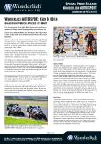 [PDF] Press release: Wunderlich MOTORSPORT: Kern & Höfer share victories apiece at Most