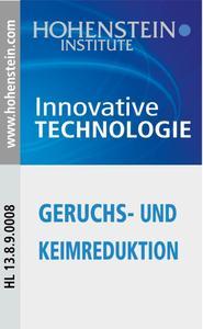 Die V-ZUG AG aus Zug (Schweiz) erhielt das Qualitätslabel der Hohenstein Institute in Bönnigheim für ihr Produkt Refresh Butler © Hohenstein Institute
