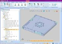 Intelligent and fast NC creation with BobCAD-CAM V33