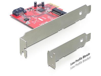 PCIe Karte mit Hybridfunktion