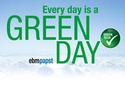 GreenDay by ebm-papst