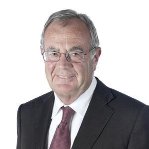 Blickt auf fast 40 erfolgreiche Jahre bei REHAU zurück:  CEO Wolfgang Faber