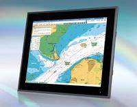 Multi-Touch Monitor mit  IP66  Front !