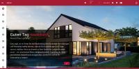 Um die Eigenheim-Planung zu vereinfachen, setzt die Viebrockhaus AG jetzt auf einen digitalen Hausbau-Assistenten von novomind. Copyright: Viebrockhaus/novomind