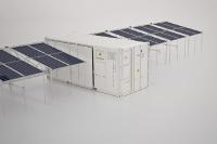 Verleiht Flügel: Die containerbasierte Stromversorgung von Faber Infrastructure.