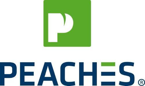 PEACHES Logo