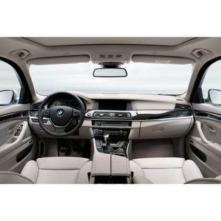 Interior - The BMW 5 Series Touring