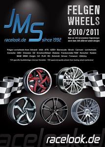 JMS Racelook exclusiv rim catalog 2010
