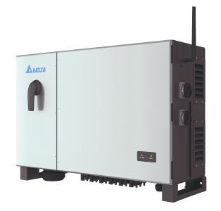 DELTA M125HV 125 kVA Solar-Wechselrichter