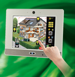 Touch Panel PCs für Hausautomation
