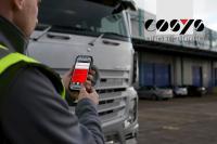 COSYS Transport Software für NVE Auslieferung
