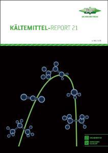 Der BITZER Kältemittel-Report Nummer 21 gibt Anlass für das BITZER Web-Forum am 29. und 30. September