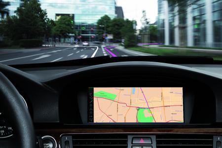 """Forschungsprojekt """"Intelligente lernende Navigation"""" - Persönlicher Schleichweg"""