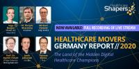 Healthcare Movers 2020 Germany Report: Vorrücken in die Digitale Avantgarde Deutschlands