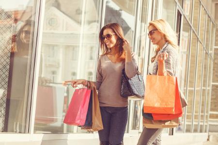 Einzelhandel: Schaufenster sind nicht geschlossen
