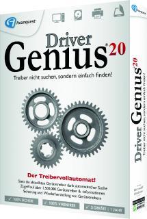 Immer aktuelle Treiber: Driver Genius 20