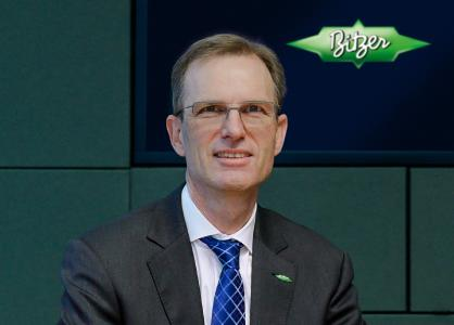 Martin Büchsel is the new Member of the Executive Board and Chief Sales and Marketing Officer at BITZER