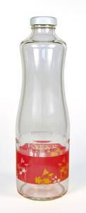 Ausgezeichnet mit dem Mehrweg Innovationspreis 2009 O-Is neues Konzept einer Glas Mehrwegflasche im Wave-Design für Fruchtsäfte