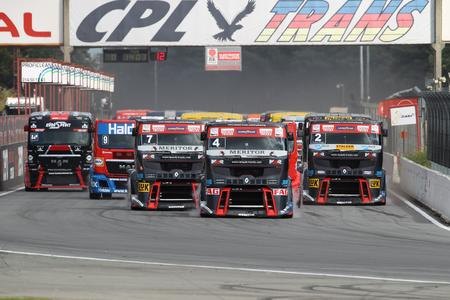 CP Truck Racing Zolder 2011
