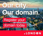 London-Domains on General Sale from the 9th September