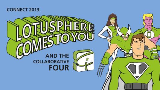 Die Veranstaltung zur Connect/Lotusphere 2013 im Norden