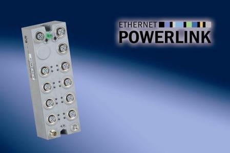 X67 High Density Bus Controller für POWERLINK