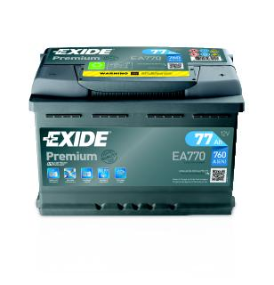 Exide's car battery range boosts opportunities with enhanced labels